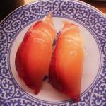 無添くら寿司 - 7くら寿司 金閣寺店のハマチ