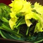 鍋ぞう - 野菜をおかわり