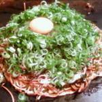 花たぬき - 特製たぬき焼