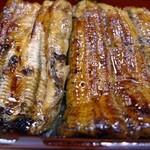 うなぎ 色川 - 鰻重特