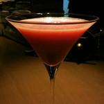 11311189 - 苺のノンアルコールカクテル