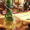 六左衛門 - 料理写真:無添加 井筒 生にごりワイン(白)