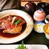 おお田 - 料理写真:金目鯛の煮魚膳