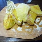 VANITOY BAGEL - ベーグルのフレンチトースト