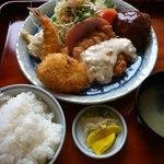青山レストラン - スペシャル定食 1300円