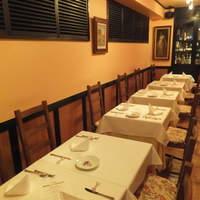 温かみのある老舗イタリアンレストランにて、素敵なパーティーはいかがですか?