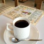 フルーツパーラーフクナガ - コーヒー