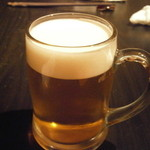 黒猫夜 - 乾杯用  生ビール