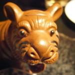 黒猫夜 - 前菜盛合せ 虎(喰えませんが・・・)