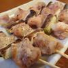 炭火焼鳥 モンロー - 料理写真:とり