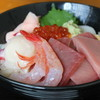 魚宇 - 料理写真:海鮮丼「竹」