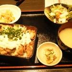 とめ手羽 - 201112 食事