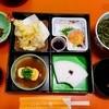 八十八の旅 - 料理写真:季節弁当 \1,050