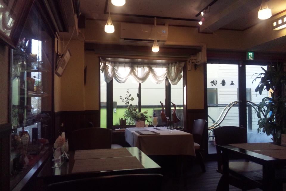 Cafe 五番街