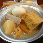 家庭料理 味彩 - おでん鍋