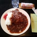 大銀カフェレストラン - 大盛り700円
