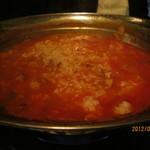 アドレス - トマト鍋