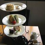 リジェール - アフタヌーンティーセット(紅茶orコーヒー付:1380円)