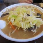 東京食堂 - 野菜味噌