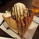 カラオケ パセラ - 完熟チョコバナナハニトーVer.2.0 780円