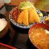あしざわ - 料理写真:キスフライ定食
