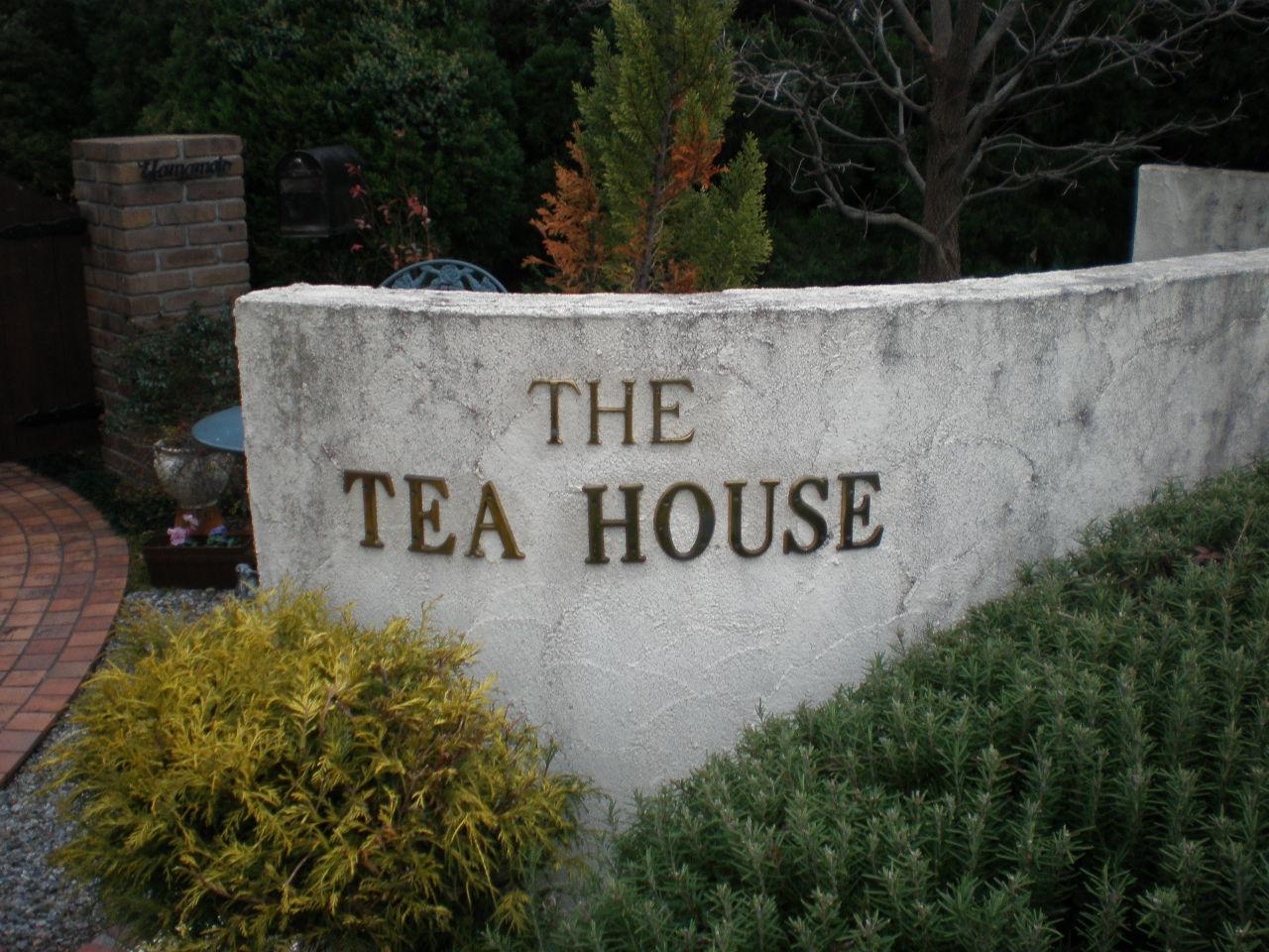 �p���g�����X�@THE TEA HOUSE