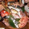 すなおや - 料理写真:「今日はどの魚にしようかな〜」お席まで魚をお持ちします!お好きなお魚をお選びください。