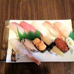 久代寿し - 料理写真:最特上2000円
