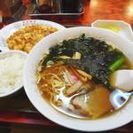 竜香飯店 - 料理写真:お推めメニュー1