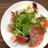 テラウチ - 料理写真:前菜とサラダの盛り合わせ