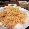 とんとんラーメン  - 料理写真:カニチャーハン