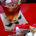 オレンジ カウンティ Cafe - アイスコーヒー