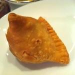 チャトパタ - サモサ