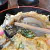 まいづる茶屋 - 料理写真:大きな牡蠣です