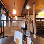 まいづる茶屋 - 店内の様子(座敷あり)