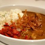 ソープ - チキンカレー