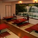 成城苑 - 奥座敷だけでゆったり38名様入れます。