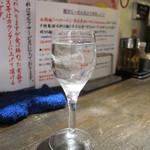 鷹流 - 三蛇酒480円 怖い!