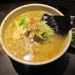 鷹流 - 白鶏麺