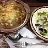 こおひいろっく - 料理写真:焼きカレーセット