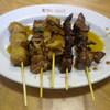 かどみせ - 料理写真:焼き鳥 5種
