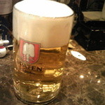 ボナパルト - ドイツビール、ミュンへナーヘル(250ml)・¥750