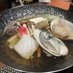 鮓・地魚本舗 一神 - 鍋