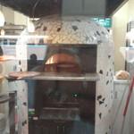 ポポラート - ピザを焼く窯