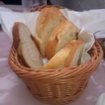 葉山ボンジュール - 食べ放題パン