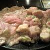 ときわ亭 - 料理写真:左:昔のホルモン 右:マルチョウ