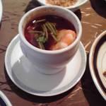 グランドプリンスホテル京都 中国料理 桃園 - ランチバイキングのトムヤンクン