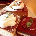 my cafe - ケーキバイキング