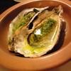 レストラン・オ・ゼルブ - 料理写真:牡蠣のオーブン焼き