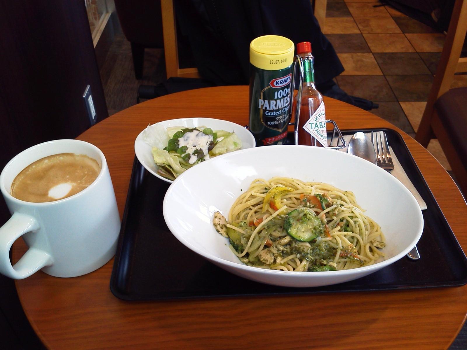 タリーズコーヒー  エミオ狭山市店